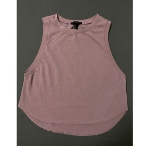 Forever 21 Purple Muscle Tank